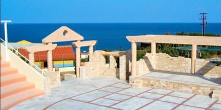Teatteri, Hotelli Rethymno Mare Resort, Kreeta.
