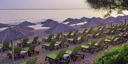 Ranta. Hotelli Rethymno Palace, Rethymnon, Kreeta, Kreikka.