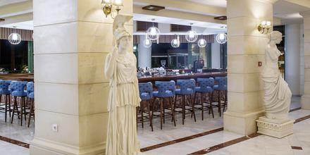Baari. Hotelli Rethymno Palace, Rethymnon, Kreeta, Kreikka.