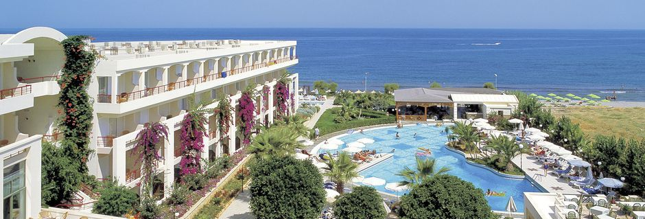 Hotelli Rethymno Palace, Rethymnon, Kreeta, Kreikka.