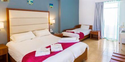 Superior-huone, Hotelli Rethymno Residence, Kreeta.