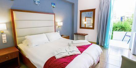 Kahden hengen huone, Hotelli Rethymno Residence, Kreeta.