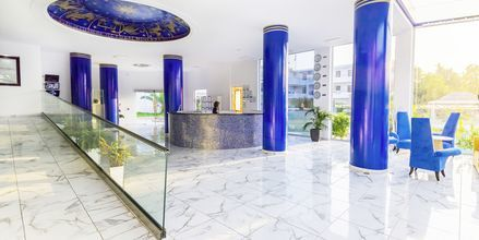 Aula, Hotelli Rethymno Residence, Kreeta.