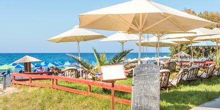 Nauti lounas rannalla.