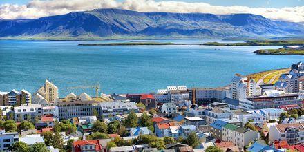 Kaunista luontoa ja pieni suurikaupunki – Reykjavik!