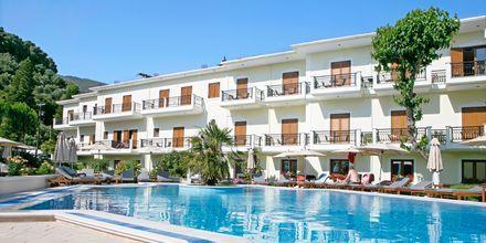 Allasalue, Hotelli Rezi, Parga, Kreikka.