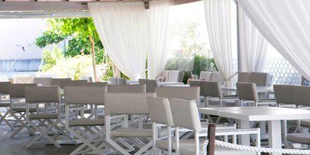 Snackbaari, Hotelli Rezi, Parga, Kreikka.