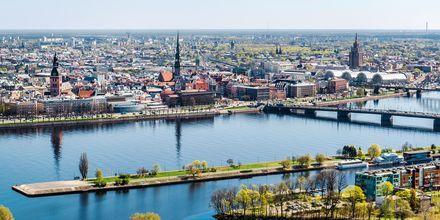 Riika, Latvia.