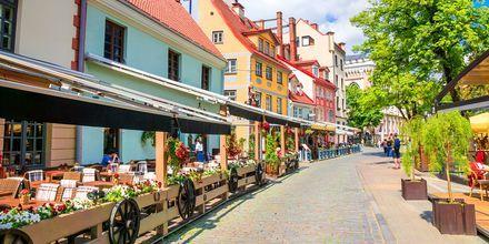 Riika – Baltian trendikkäin kaupunki.