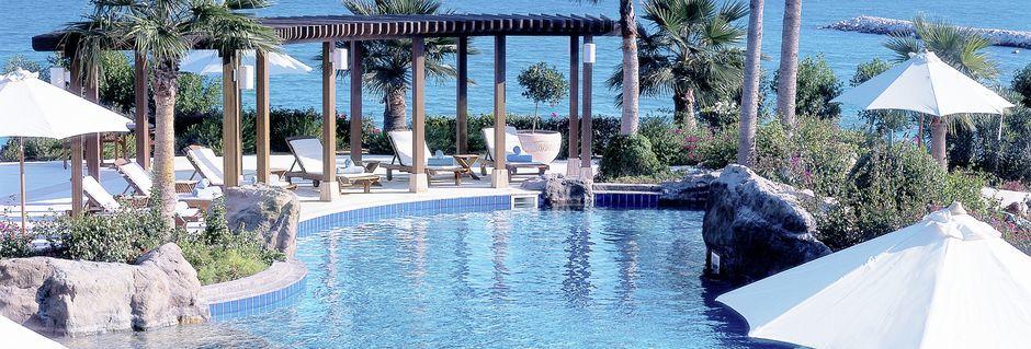 Ritz-Carlton Doha on korkeatasoinen hotelli Dohassa. Qatar.