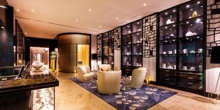 Ritz-Carlton Dohan spa.