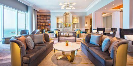 Club-lounge Ritz-Carlton Dohassa.