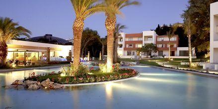 Hotelli Rodos Palace. Ixia, Rodos, Kreikka.