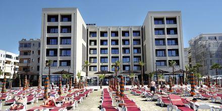 Hotelli Royal G, Durresin Riviera, Albania.