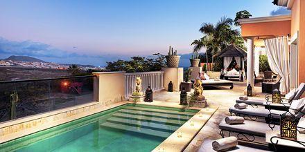 Kolmio, Royal Garden Villas, Playa de la Americas, Teneriffa.