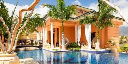 Vastaanotto, Royal Garden Villas, Playa de la Americas, Teneriffa.