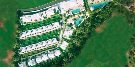 Havainnekuva, hotelli Royal River Luxury Hotel. Playa de las Americas, Teneriffa.