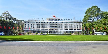 Presidentinpalatsi, Saigon, Vietnam