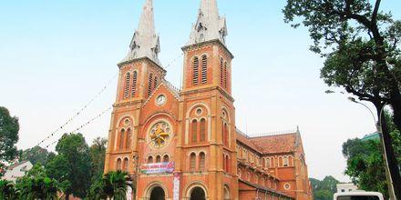 Katolilainen katedraali, Saigon, Vietnam