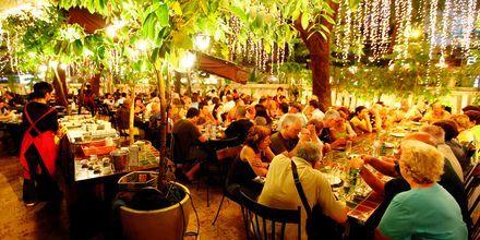 Ravintola Saigonissa, Vietnam