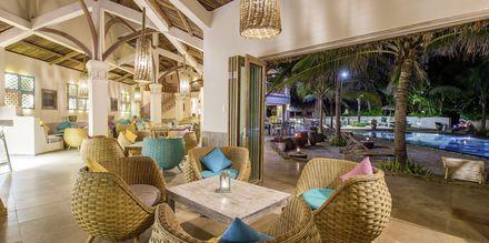 Ravintola, hotelli Mia Mui Ne Resort. Phan Thiet, Vietnam.