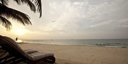 Spa, hotelli Mia Mui Ne Resort. Phan Thiet, Vietnam.