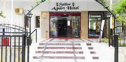Hotelli Sailor, Alanya, Turkki.