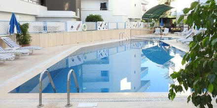 Allas. Hotelli Sailor, Alanya, Turkki.