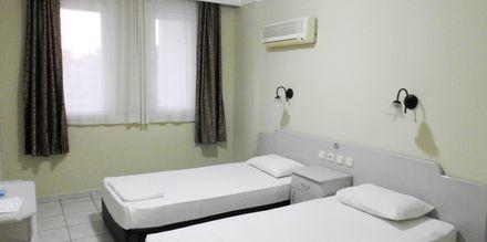Suurehko kaksio. Hotelli Sailor, Alanya, Turkki.