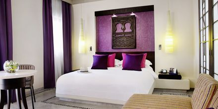Deluxe -huone, Salalah Rotana Resort, Oman.