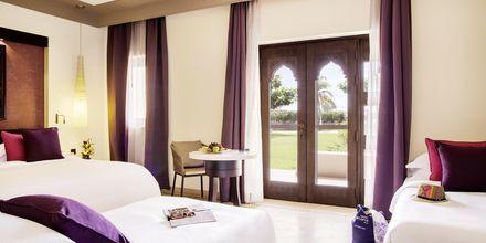 Perhehuone, Salalah Rotana Resort, Oman.