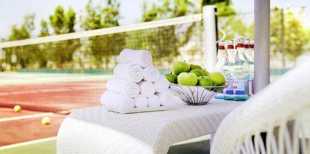 Tennis, Salalah Rotana Resort, Oman.