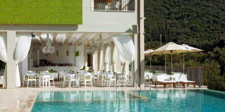 Allasalue, Hotelli Salvator Hotel Villas & Spa, Parga.