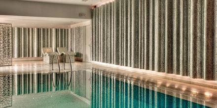 Sisäallas, Hotelli Salvator Hotel Villas & Spa, Parga.