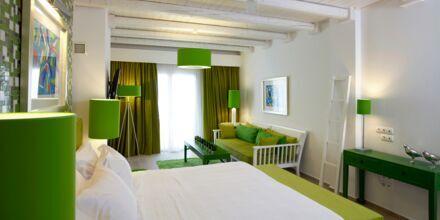 Perhehuone, Hotelli Salvator Hotel Villas & Spa, Parga.
