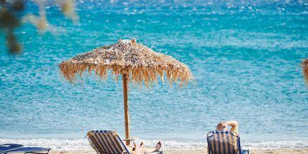 Nauti ihanista rantapäivistä Votsalakiassa Samoksella.
