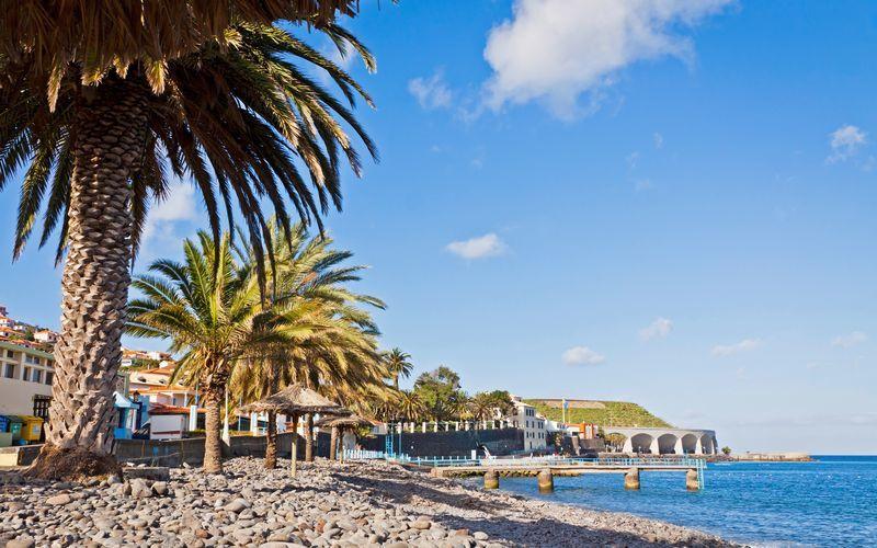 Santa Cruz, Madeira.