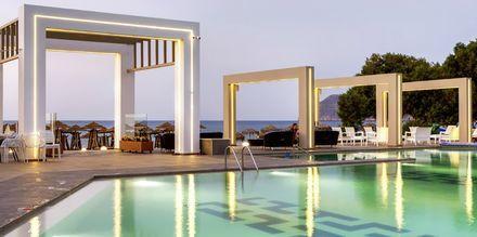 Allasalue, Hotelli Santa Helena Beach, Platanias