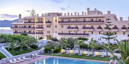 Hotelli Giannoulis Santa Marina Beach, Agia Marina, Kreeta.