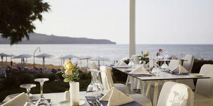 Rantaravintola Azzurro, Hotelli Giannoulis Santa Marina Beach, Agia Marina, Kreeta.