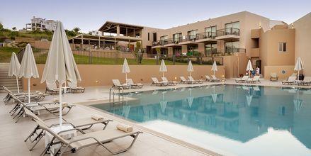 Rentoutumisallas, Hotelli Giannoulis Santa Marina Beach, Agia Marina, Kreeta.