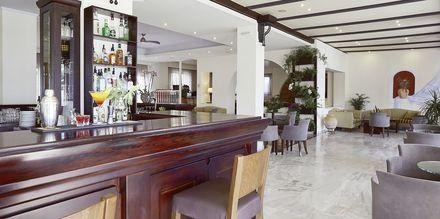Aula, Hotelli Giannoulis Santa Marina Beach, Agia Marina, Kreeta.