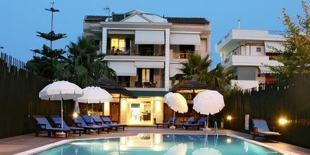 Allas. Hotelli Santa Maura, Lefkas, Kreikka.