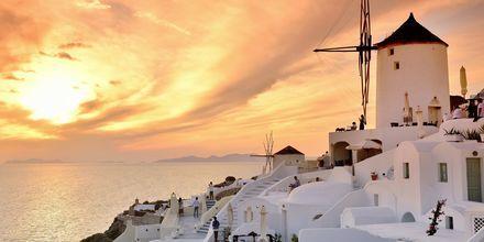 Oia, Santorini, Kreikka.
