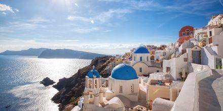 Santorini, Kreikka.