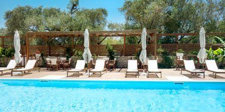 Allas, Hotelli Sappho, Parga, Kreikka.