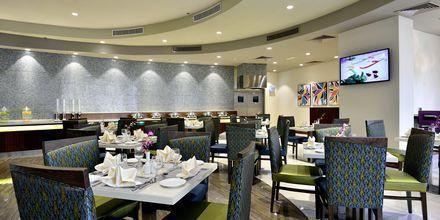 Ravintola, hotelli Savoy Central. Bur Dubai, Arabiemiraatit.
