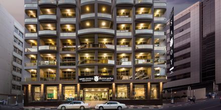 Hotelli Savoy Central, Dubai.