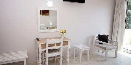Kahden hengen huone. Hotelli Scheria Island, Korfu, Kreikka.