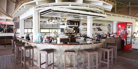Baari. Hotelli Scheria Island, Korfu, Kreikka.